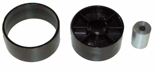 Steel Sleeved Material Rollers