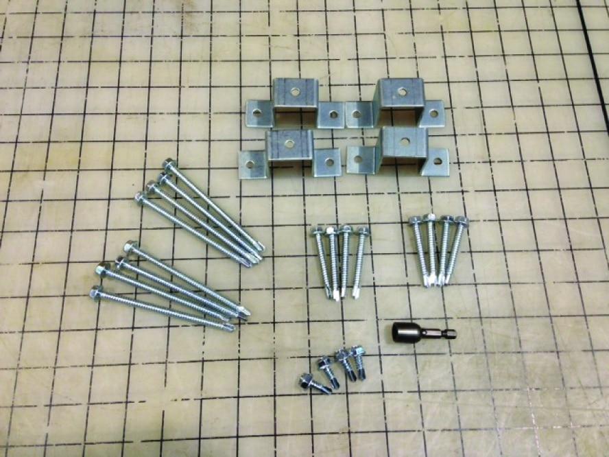 Wall Mount Kit for Compact Panel Saw