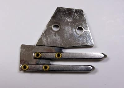 Coro-Claw Replacement Cutting Heads