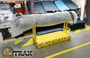 Saw Trax Rug Dolly